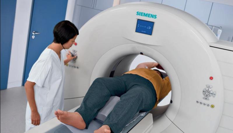 Компьютерная томография толстого кишечника