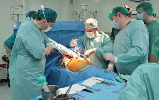 хирургическое удаление легкого при раке фото
