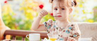 завтрак школьника фото