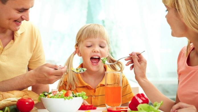 чем кормить вегетарианца ребенка